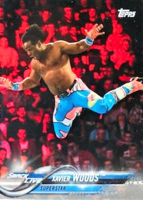 2018 Topps WWE Variations Guide 41
