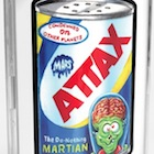 2018 Topps Wacky Packages Mars Attacks Trading Cards