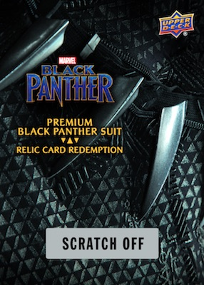 2018 Upper Deck Black Panther Movie Trading Cards 28