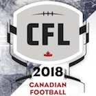 2018 Upper Deck CFL Football