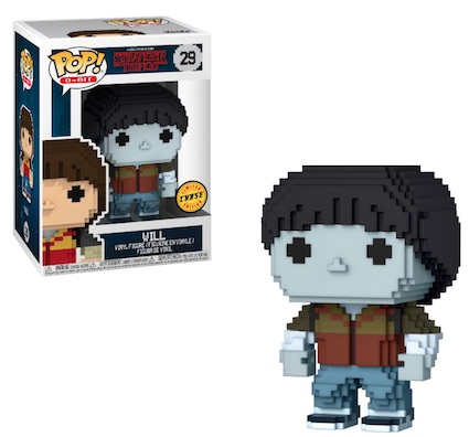 Ultimate Funko Pop Stranger Things Figures Checklist and Gallery 95