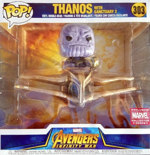 Ultimate Funko Pop Thanos Figures Guide 12