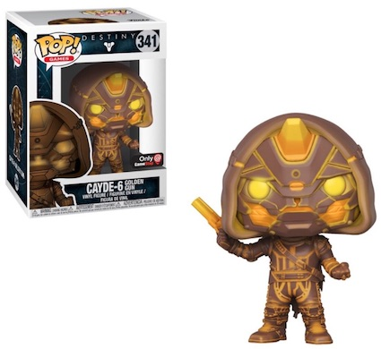 Ultimate Funko Pop Destiny Figures Checklist and Gallery 37