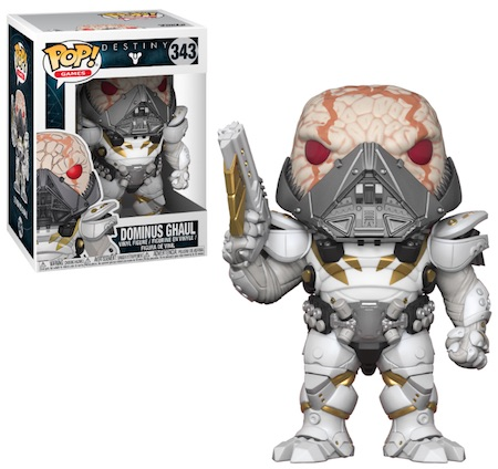 Ultimate Funko Pop Destiny Figures Checklist and Gallery 39