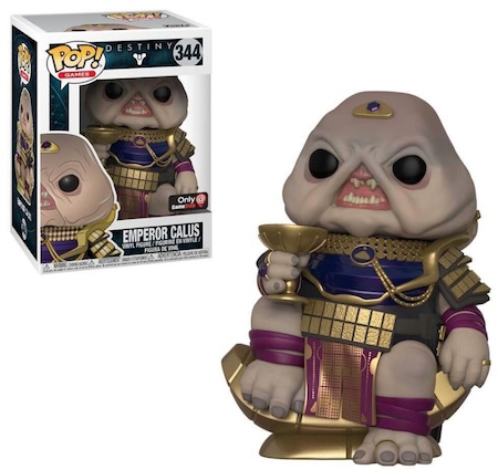 Ultimate Funko Pop Destiny Figures Checklist and Gallery 40