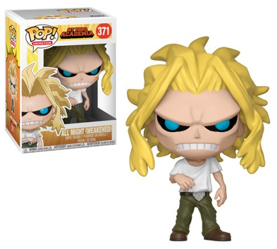 Ultimate Funko Pop My Hero Academia Figures Gallery and Checklist 10