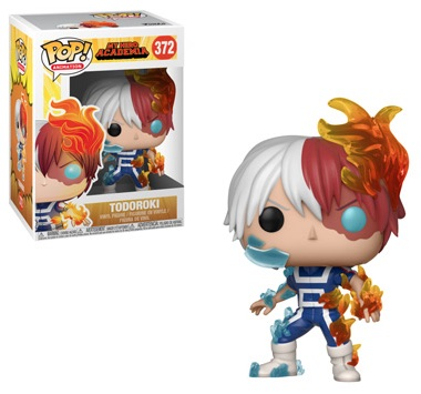 Ultimate Funko Pop My Hero Academia Figures Gallery and Checklist 11