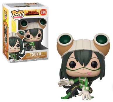 Ultimate Funko Pop My Hero Academia Figures Gallery and Checklist 15