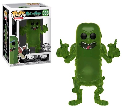 Ultimate Funko Pop Rick and Morty Figures Checklist and Gallery 31