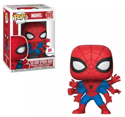 Ultimate Funko Pop Spider-Man Figures Checklist and Gallery 37