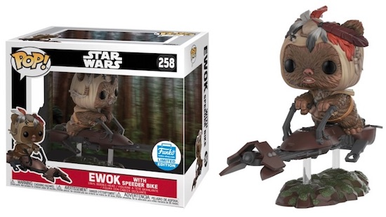 Ultimate Funko Pop Star Wars Figures Checklist and Gallery 309