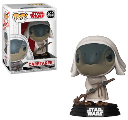 Funko Pop Star Wars Last Jedi Vinyl Figures 59