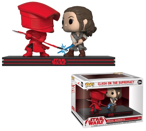 Funko Pop Star Wars Last Jedi Vinyl Figures 60