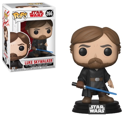 Funko Pop Star Wars Last Jedi Vinyl Figures 62