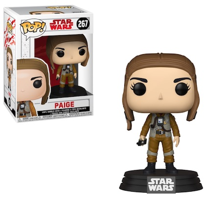 Funko Pop Star Wars Last Jedi Vinyl Figures 63