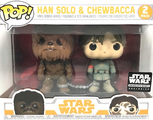 Funko Pop Star Wars Solo Vinyl Figures 38