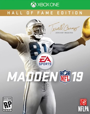 Madden NFL Covers - A Complete Visual History 39