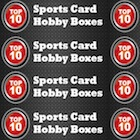 Top Selling Sports Card and Trading Card Hobby Boxes