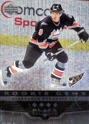 Top Alexander Ovechkin Rookie Cards 1