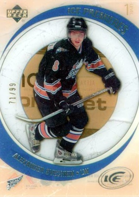 Top Alexander Ovechkin Rookie Cards 10