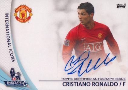 Top Cristiano Ronaldo Cards 12