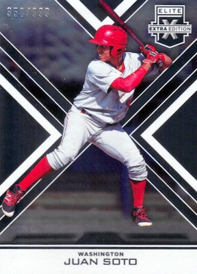 Juan Soto Rookie Cards Checklist and Top Prospect Cards 27
