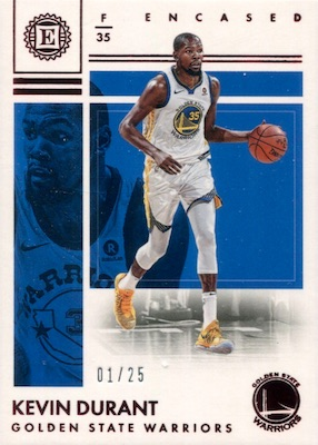 2017-18 Panini Encased Basketball Cards 23