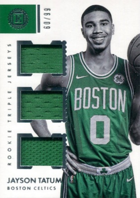 2017-18 Panini Encased Basketball Cards 30