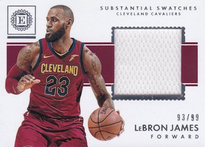 2017-18 Panini Encased Basketball Cards 5
