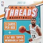 2017-18 Panini Threads Basketball Cards