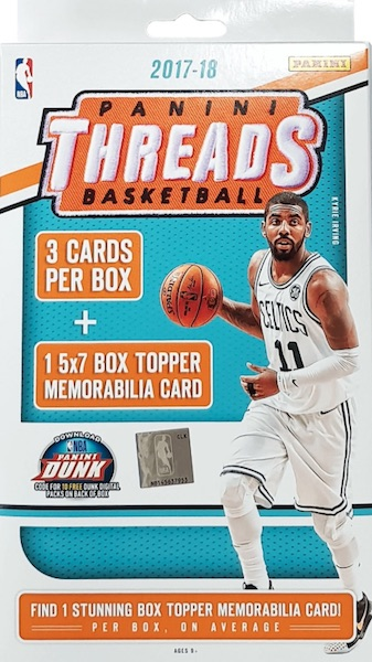 2017-18 Panini Threads Basketball