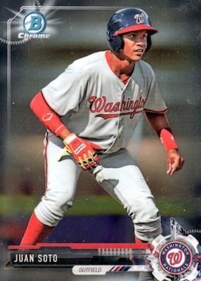 Juan Soto Rookie Cards Checklist and Top Prospect Cards 29