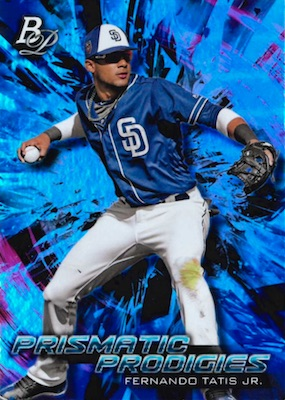 2018 Bowman Platinum Baseball Cards 5