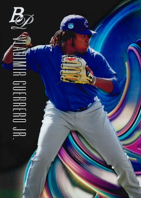 2018 Bowman Platinum Baseball Cards 4