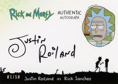 2018 Cryptozoic Rick and Morty Season 1 Trading Cards 23