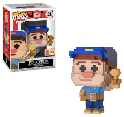 Ultimate Funko Pop 8-Bit Vinyl Figures Guide 52