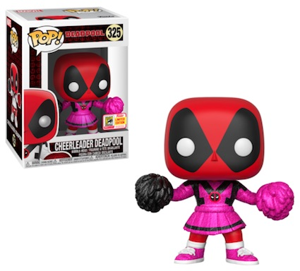 Ultimate Funko Pop Deadpool Figures Checklist and Gallery 49