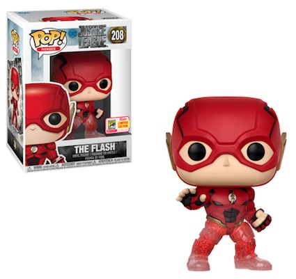 Ultimate Funko Pop Flash Figures Checklist and Gallery 20