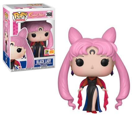 Funko Pop Sailor Moon Vinyl Figures 39