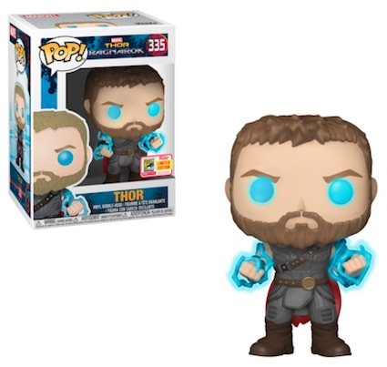 Ultimate Funko Pop Thor Ragnarok Figures Gallery & Checklist 19