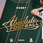 2018 Panini Absolute Football Cards