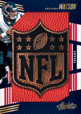2018 Panini Absolute Football Cards 5