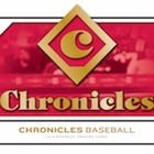 2018 Panini Chronicles Baseball Cards