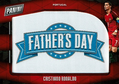 2018 Panini Father's Day Trading Cards 30