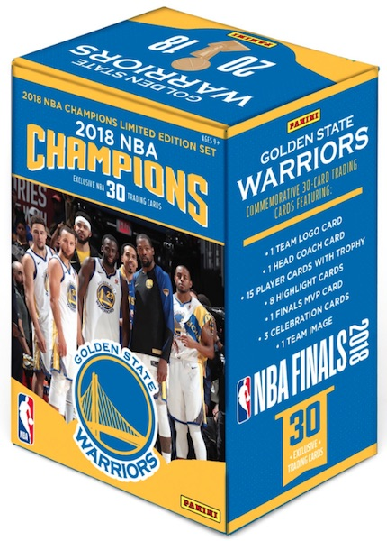 2018 Panini Golden State Warriors NBA Champions Basketball Cards 3