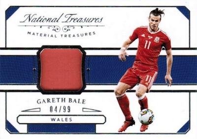 2018 Panini National Treasures Soccer Cards 34