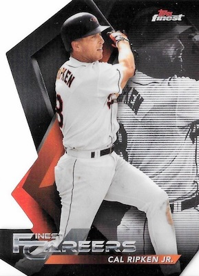 2018 Topps Finest Baseball Cards 32
