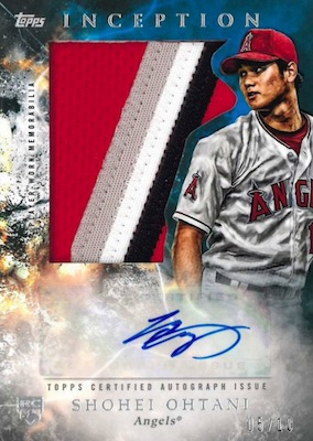 Shohei Ohtani Rookie Cards Checklist and Gallery 62