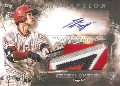 Shohei Ohtani Rookie Cards Checklist and Gallery 63