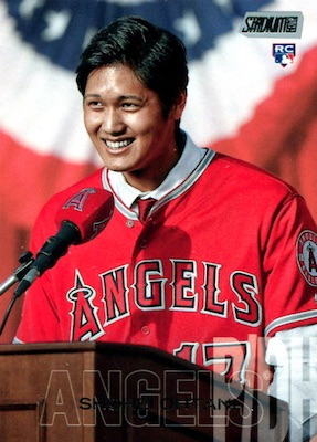 Shohei Ohtani Rookie Cards Checklist and Gallery 70